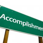 , Celebrate Your Accomplishments… No Matter How Large or Small